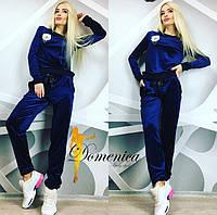 Модный женский спортивный костюм в-3105290