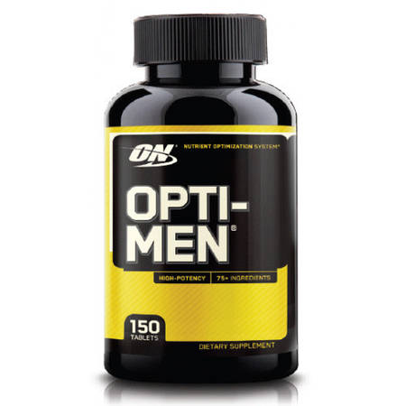 Optimum Nutrition Opti-Men 150 tablets