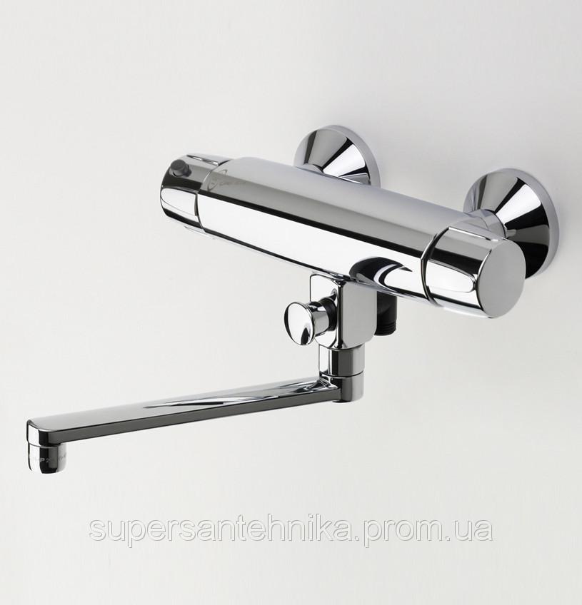 Термостатический смеситель для ванны и душа Oras Nova  7447X