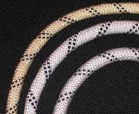 [70м] Верёвка статическая 8мм белая 1400кг Валтекс