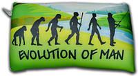 Антистрессовая подушка 40х25см 3K Fish «Рыбалка» Evolution of man