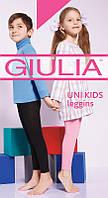 Лосины Леггинсы подростковые Универсальные для Девочек и Мальчиков UNI KIDS LEGGINS 150 GIULIA