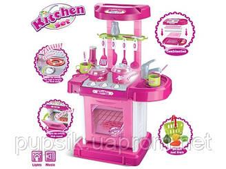 Игровой набор Кухня с посудой  008-58