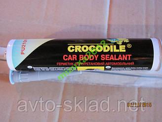 Герметик Crocodile для швів сірий 310 мл усі кольори