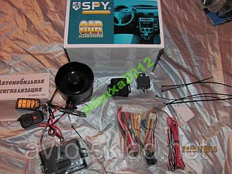 Сигнализация SPY SA1/LT431+LT356 весь комплект
