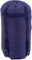 Компрессионный мешок 33х18см Travel Extreme M синий