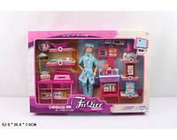 """Кукла типа """"Барби"""" Доктор"""" JX100-28"""