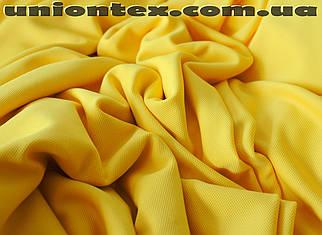 Трикотаж кукуруза желтый