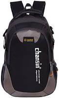 Рюкзак 25л для города Chansin чёрный