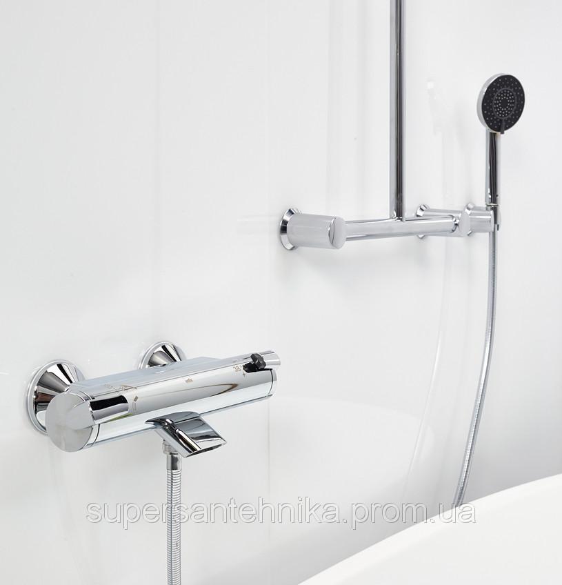 Термостатический смеситель для ванны и душа Oras Optima 7140U