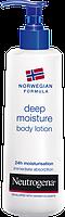 """Молочко для тела Neutrogena """"Норвежская формула"""" Глубокое увлажнение 250мл"""