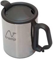 Термокружка 350мл с поилкой и защёлкой Tramp TRC-020
