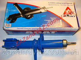 Амортизатор передний правый Таврия, Славута АГАТ ЭКСТРА СИНИЙ оригинал А512.2905006