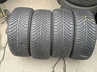 Шина зимняя б/у:225/50R17 Goodyear Vector4seasons