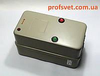 Пускатель ПМЛ-К 65А корпус IP54 реле и кнопки, фото 1