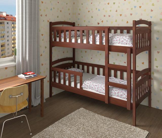 Ліжка двоярусні