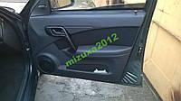 Обивка дверей карты ВАЗ 2110 2111 2112 завод люкс к-т