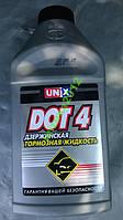 Тормозная жидкость Рось ДОТ 4 Unix 0,5л