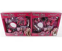 Детский игровой набор парикмахера 4029, инструменты и аксессуары, пластик, для детей от 3 лет, 2 вида