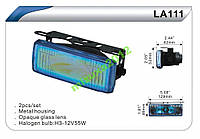Фары дополнительные DLAA LA-111 RY Противотуманки