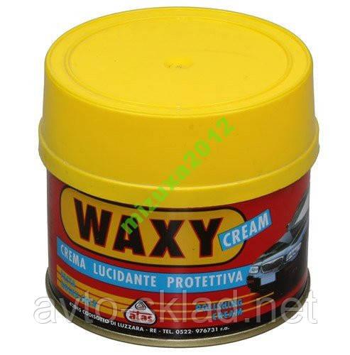 Полироль ATAS WAXY CREAM 250 мл для кузова авто