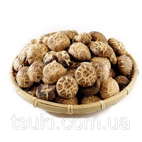 сушеными грибами Шиитаке