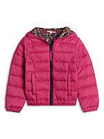 Дутая куртка (телогрейка) для девочки 2-8 лет (6 размеров/уп.)