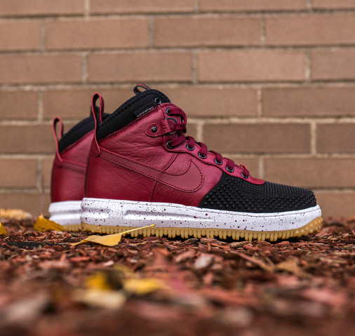 huge selection of 7378a 00ae1 Nike Lunar Force 1 Duckboot