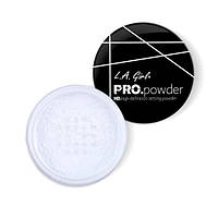 L.A.Girl GPP 939 Pro Powder HD Setting Powder Banana Translucent - Рассыпчатая пудра для лица, 5 г