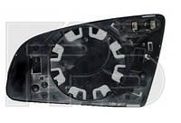 Вкладыш зеркала левый с обогревом A6 05-