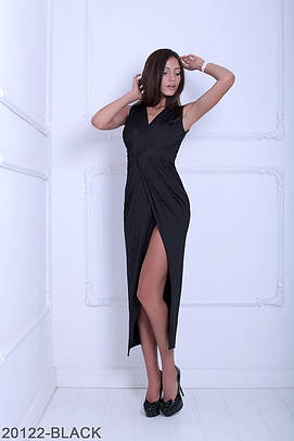 Вишукане чорне вечірнє плаття Taris