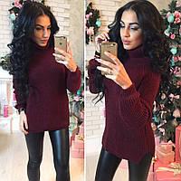Женский свитер л-4004464