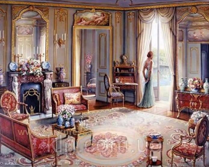 Набор алмазной вышивки В ожидании любви 50 х 40 см (арт. FS341)