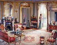 Набор алмазной вышивки В ожидании любви 50 х 40 см (арт. FS341), фото 1