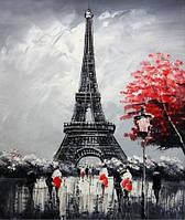 Алмазная мозаика Эйфелева башня для тебя KLN 30*40 см (арт. FS339)