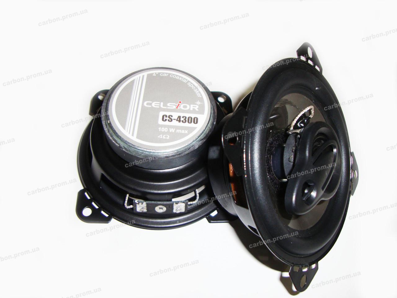 Автомобильная акустика Celsior Silver CS-4300