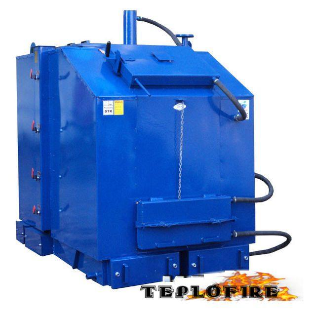 Котел твердотопливный Idmar KW-GSN мощностью 300 кВт