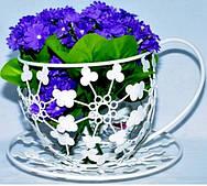 Чашка металл 1053-2