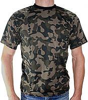 Мужская футболка военная Болото
