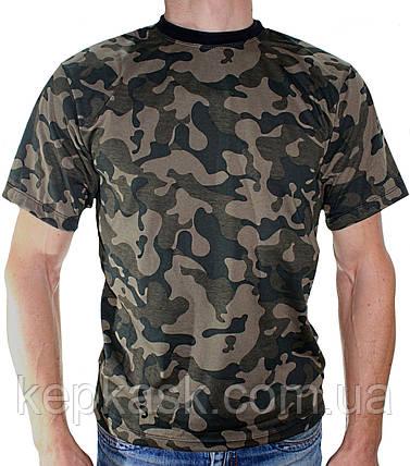 Мужская футболка военная Болото, фото 2