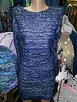 Платье - туника травка