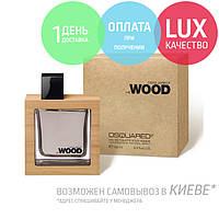DSQUARED2 He Wood. Eau De Toilette 100 ml / Туалетная вода Дискваред Хи Вуд 100 мл