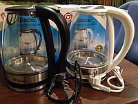 Чайник электрический  2,0 л  Стекло LeD подсветка  Акция !!!