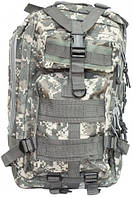 Легкий тактический рюкзак 18 л. ML-Tactic 3D Pack ACU, B7014ACU (Камуфляж)