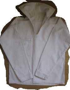 Белая фланка вмф, фото 2
