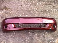 """Бампер ВАЗ 21117-21118-21119 пофарбовані в колір вашого авто """"Тольятті""""., фото 1"""