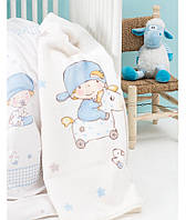 Детский плед в кроватку Karaca Home - Baby Boys 2017-1 100*120