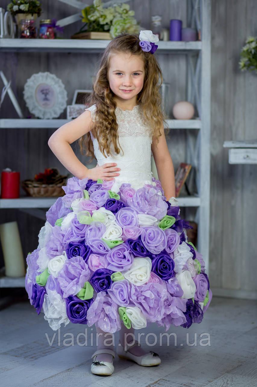 Костюм Королевы цветов Прокат/Праздничное кружевное платье ... - photo#1