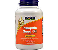 Pumpkin Seed Oil 100 softgels