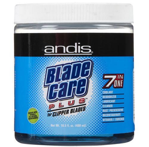 Засіб для догляду за ножами Andis Blade Care Plus 7в1 (488 мл)